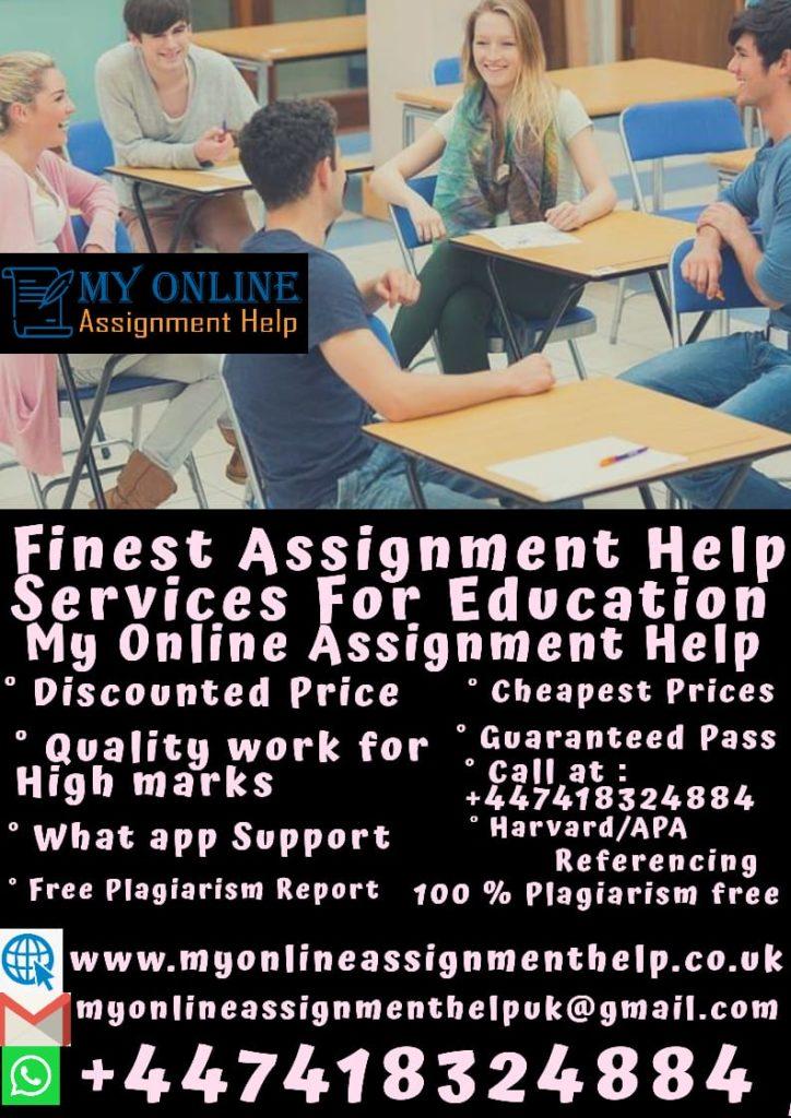 Regent's University London Assignment Help