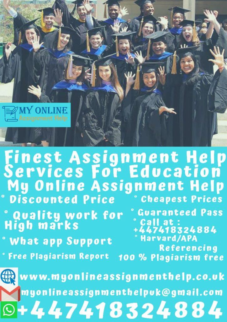 Queen Margaret University Assignment Help