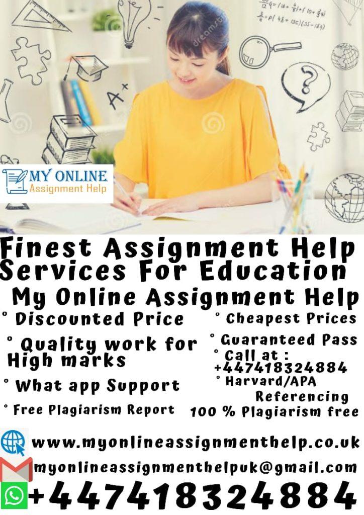 Robert Gordon University Assignment help