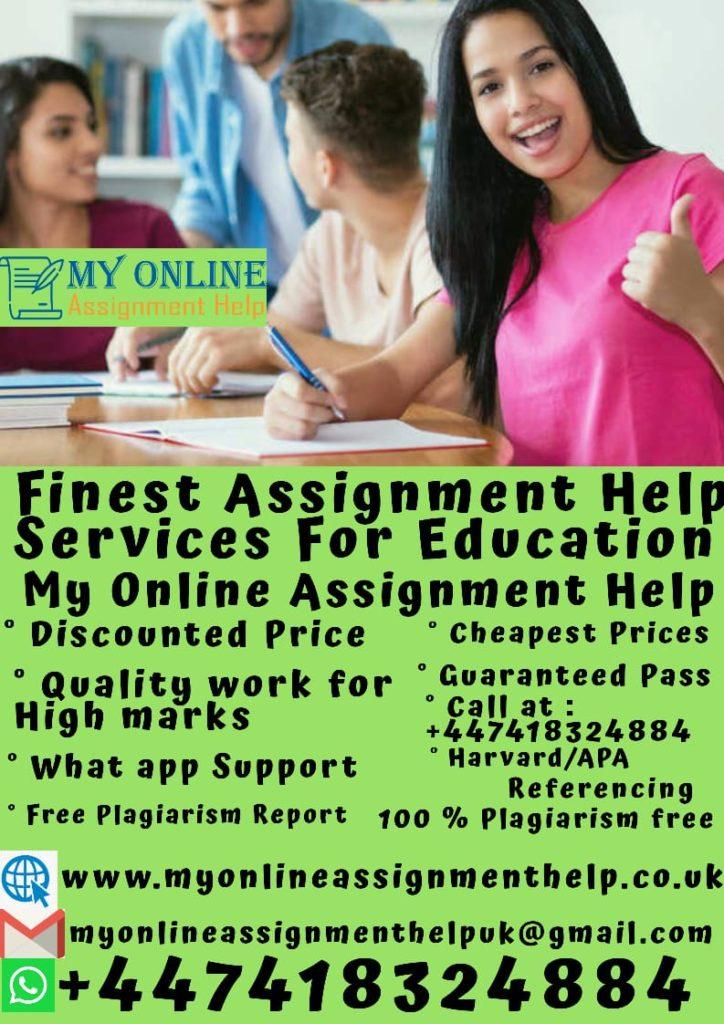 Lancaster University Assignment Help